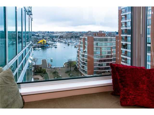 Photo 2: Photos: 1210 1500 HORNBY Street in Vancouver: Yaletown Condo for sale (Vancouver West)  : MLS®# V993078