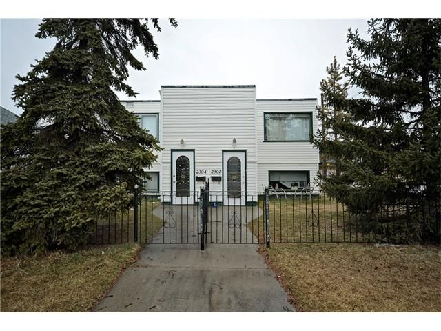 Main Photo: 2302 1 Avenue NW in Calgary: West Hillhurst House for sale : MLS®# C4109160