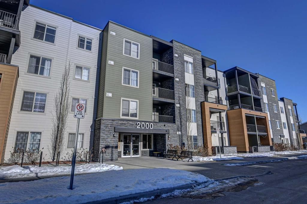 Main Photo: 2305 1317 27 Street SE in Calgary: Albert Park/Radisson Heights Apartment for sale : MLS®# A1060518