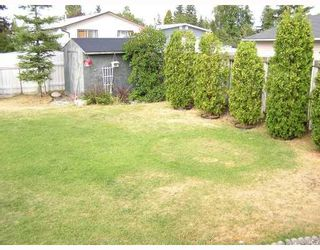 "Photo 10: 1366 GENEVIEVE in Prince_George: Lakewood House for sale in ""HERITAGE"" (PG City West (Zone 71))  : MLS®# N194698"