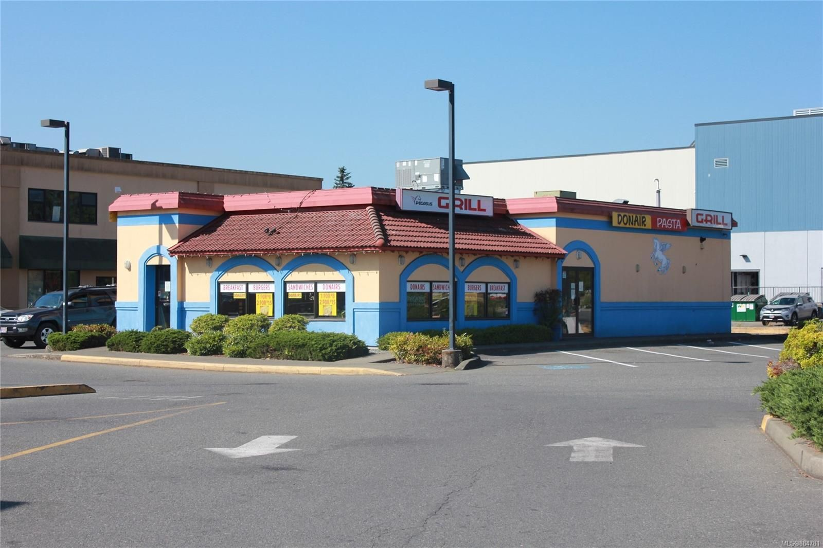 Main Photo: 5838 Trans Canada Hwy in : Du West Duncan Retail for lease (Duncan)  : MLS®# 884781