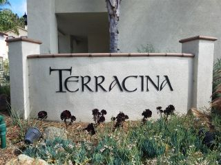 Photo 1: MISSION HILLS Townhouse for sale : 2 bedrooms : 1289 Terracina Ln in San Diego