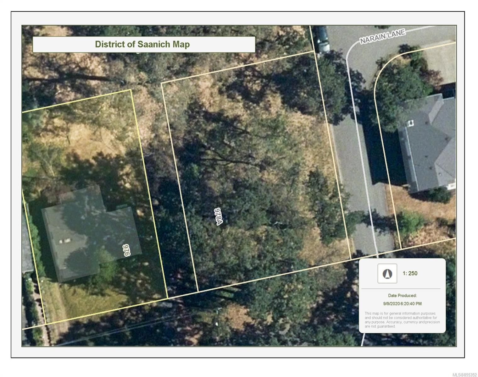 Main Photo: 978 A Milner Ave in : SE Lake Hill Land for sale (Saanich East)  : MLS®# 855352