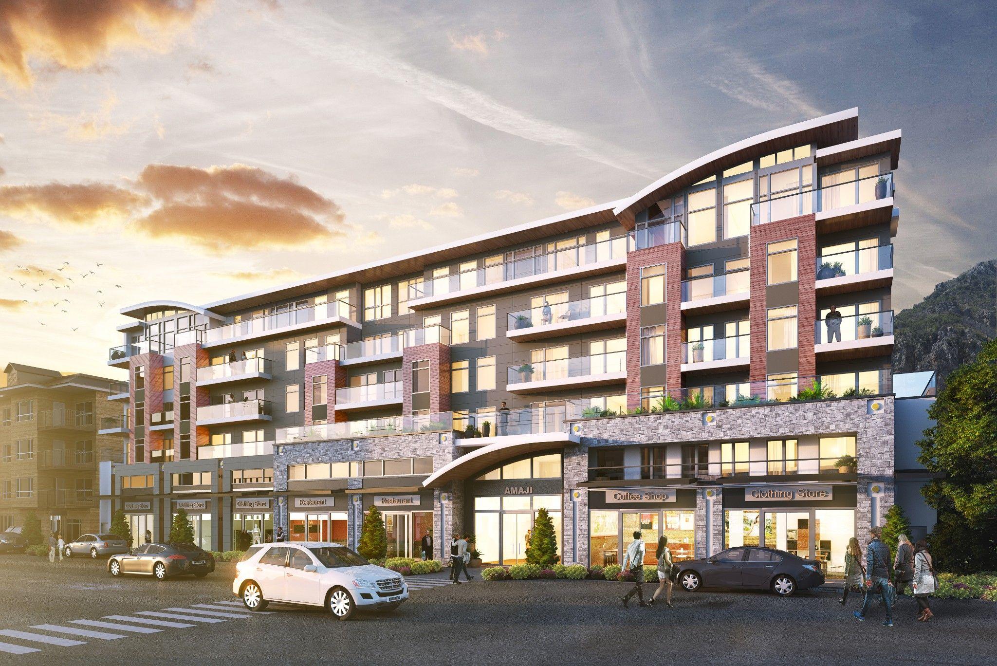 Main Photo: 405 38033 Second Avenue in Squamish: Downtown SQ Condo for sale