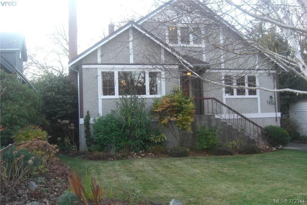 Main Photo: 1650 Hampshire Rd in VICTORIA: OB North Oak Bay House for sale (Oak Bay)  : MLS®# 524975