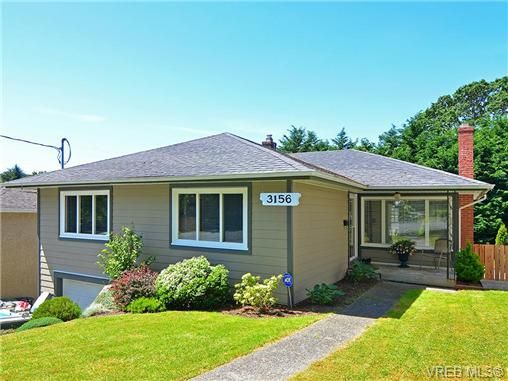 Main Photo: 3156 Mars St in VICTORIA: Vi Mayfair House for sale (Victoria)  : MLS®# 650877