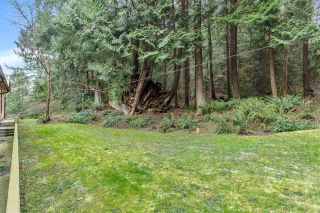 Photo 31: 4850 WATER Lane in West Vancouver: Olde Caulfeild House for sale : MLS®# R2539570