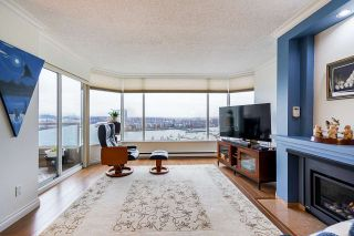 """Photo 3: 1606 1065 QUAYSIDE Drive in New Westminster: Quay Condo for sale in """"Quayside Tower II"""" : MLS®# R2539585"""