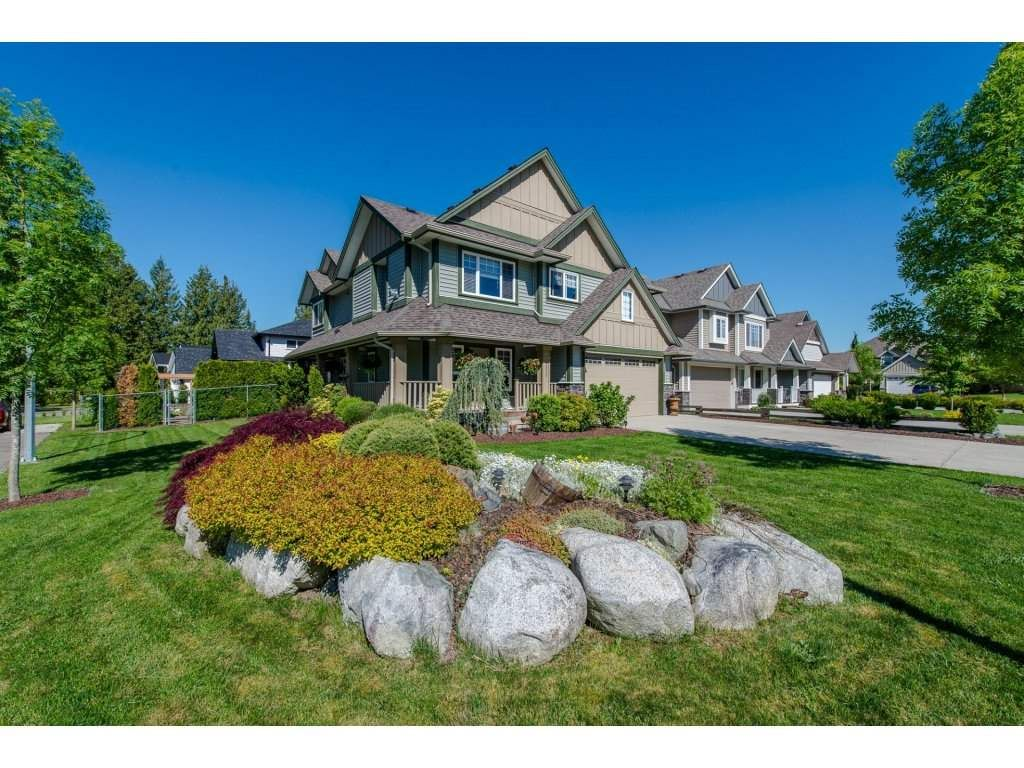 Main Photo: 3379 272B STREET in : Aldergrove Langley House for sale : MLS®# R2168816