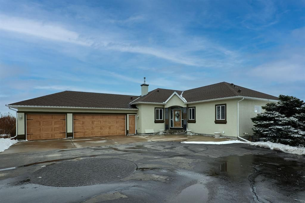 Main Photo: 39 Bearspaw Pointe Place in Rural Rocky View County: Rural Rocky View MD Detached for sale : MLS®# A1086006