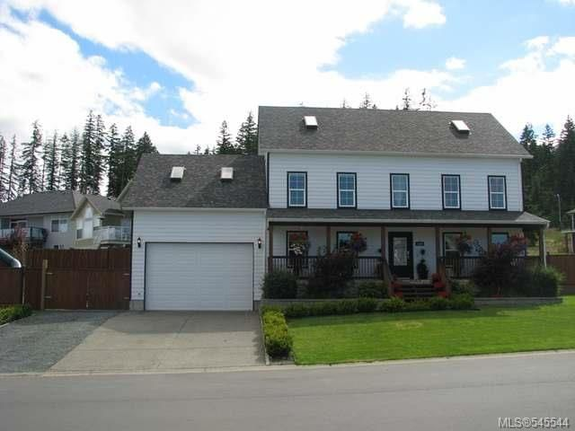 Main Photo: 1008 Timberline Dr in CAMPBELL RIVER: CR Willow Point House for sale (Campbell River)  : MLS®# 545544