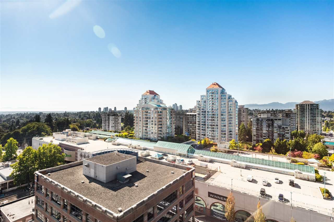 """Main Photo: 1505 615 BELMONT Street in New Westminster: Uptown NW Condo for sale in """"BELMONT TOWERS"""" : MLS®# R2516809"""