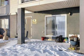 Photo 15: 110 592 HOOKE Road in Edmonton: Zone 35 Condo for sale : MLS®# E4229981