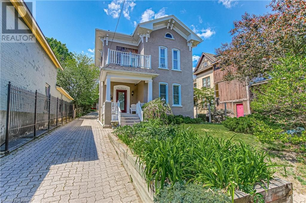 Main Photo: 111 CHURCH Street in Kitchener: House for sale : MLS®# 40112255