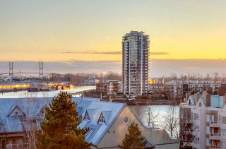 """Main Photo: 705 1065 QUAYSIDE Drive in New Westminster: Quay Condo for sale in """"QUAYSIDE TOWER II/QUAY"""" : MLS®# R2568764"""