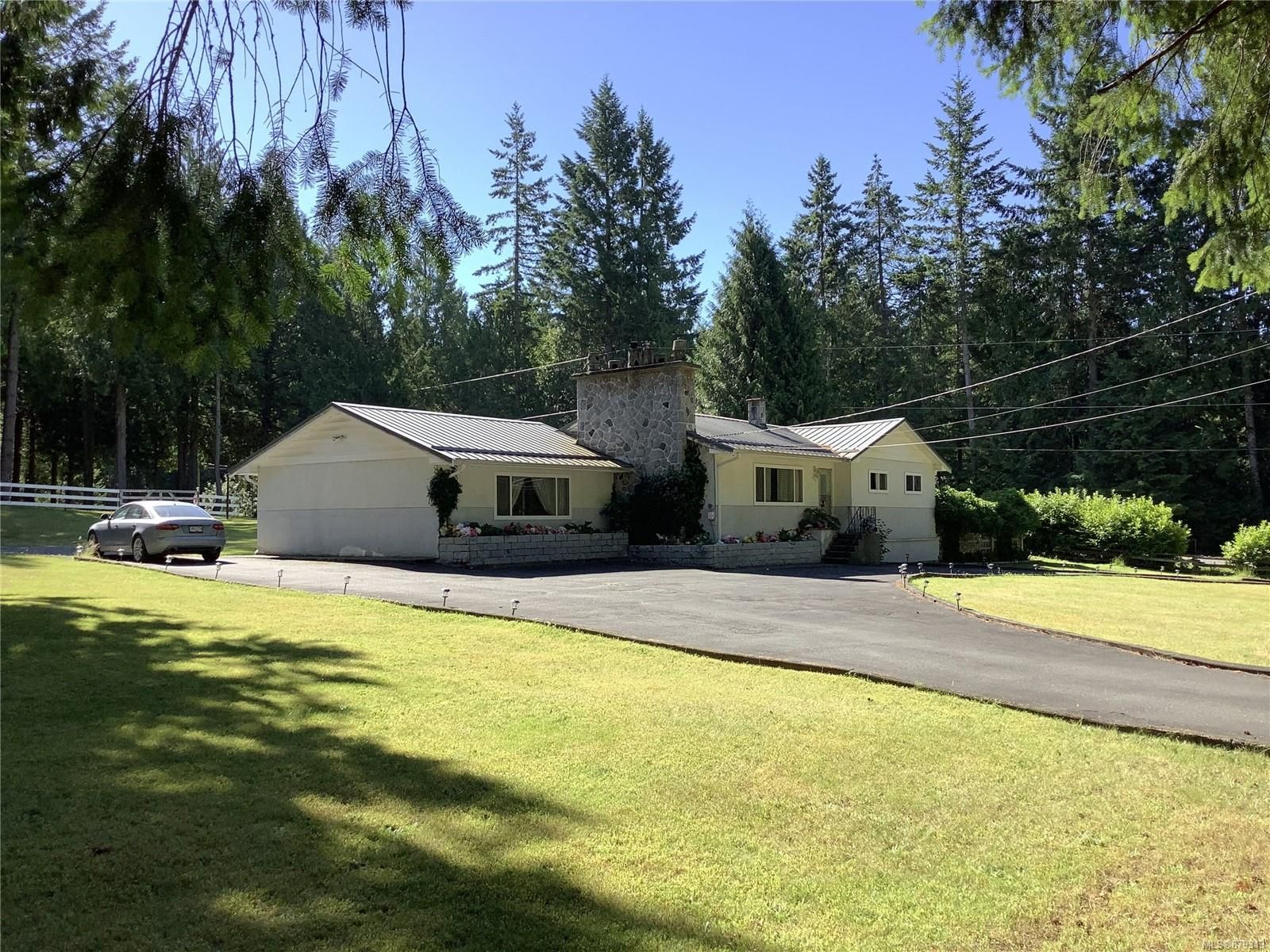 Main Photo: 3101 Filgate Rd in : ML Cobble Hill House for sale (Malahat & Area)  : MLS®# 879313