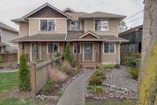 Photo 1: 2 1410 Walnut St in : Vi Fernwood Half Duplex for sale (Victoria)  : MLS®# 869322