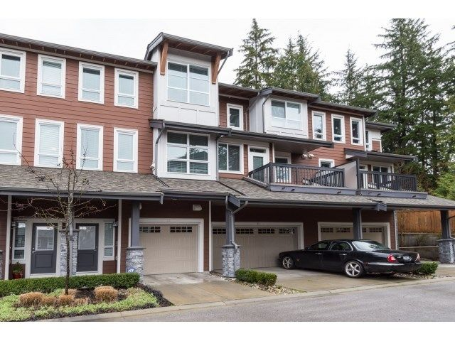 """Main Photo: 20 3431 GALLOWAY Avenue in Coquitlam: Burke Mountain Townhouse for sale in """"NORTHBROOK"""" : MLS®# R2042407"""