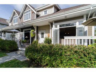 """Photo 2: 14 4388 BAYVIEW Street in Richmond: Steveston South Townhouse for sale in """"PHOENIX POND AT IMPERIAL LANDING"""" : MLS®# V1064887"""