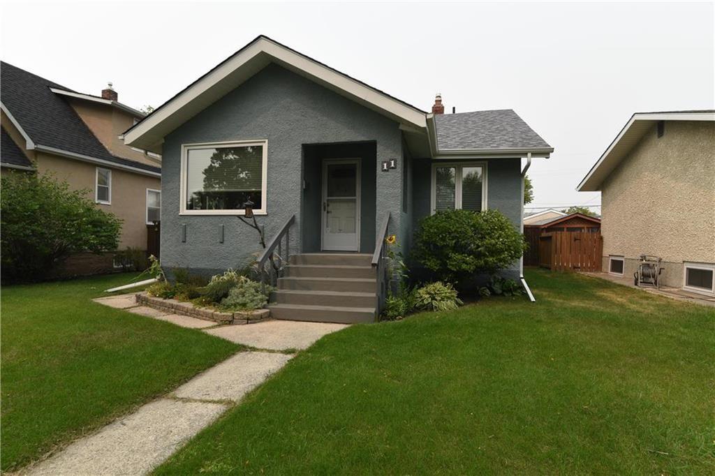 Main Photo: 11 Fifth Avenue in Winnipeg: Residential for sale (2D)  : MLS®# 202120535