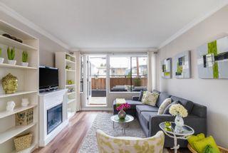 """Photo 2: 112 853 E 7TH Avenue in Vancouver: Mount Pleasant VE Condo for sale in """"VISTA VILLA"""" (Vancouver East)  : MLS®# R2619238"""