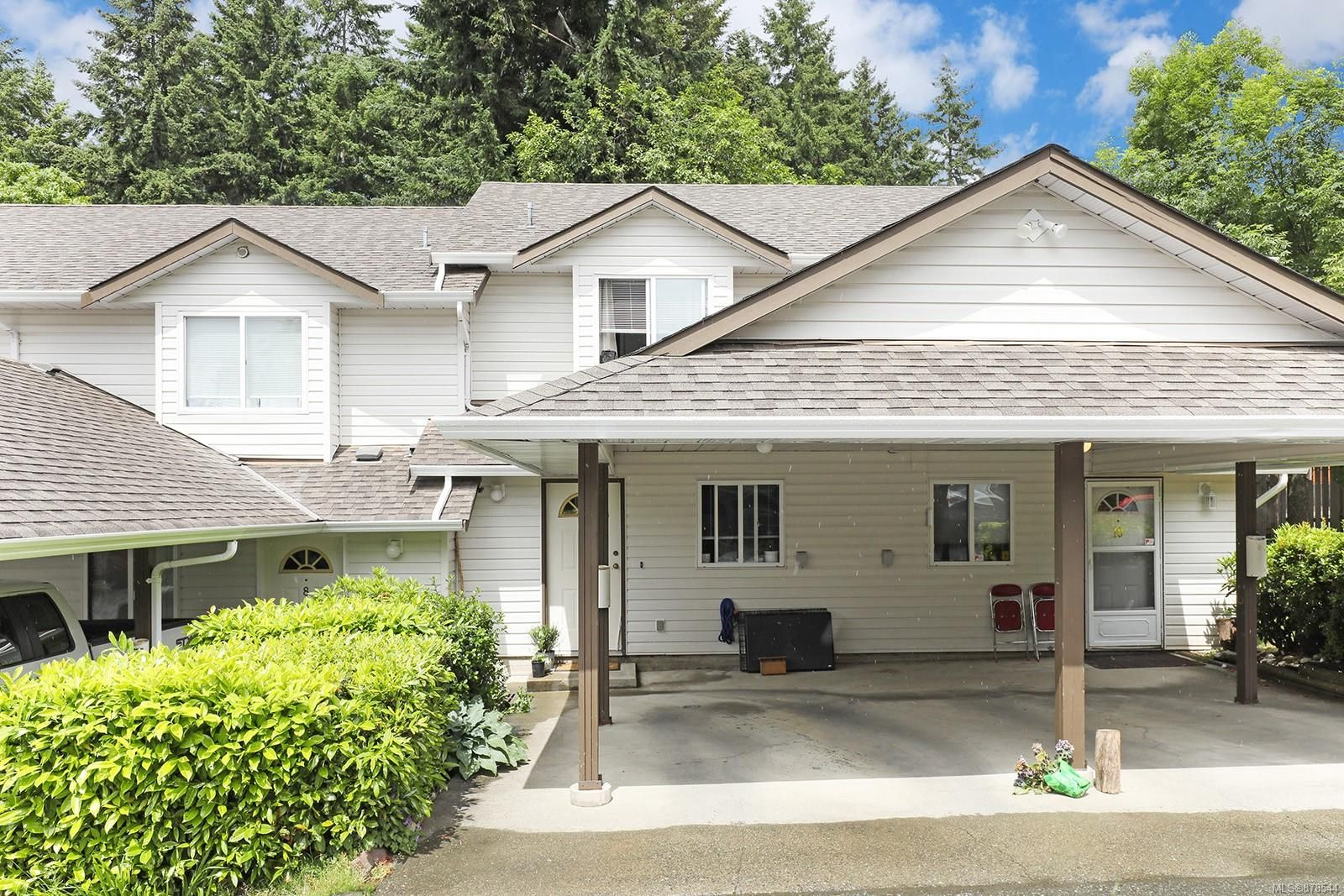 Main Photo: 9 2625 Muir Rd in : CV Courtenay East Row/Townhouse for sale (Comox Valley)  : MLS®# 878544