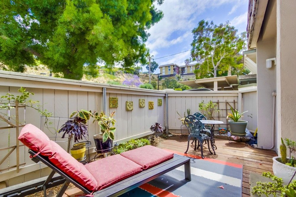 Main Photo: POINT LOMA Condo for sale : 1 bedrooms : 3142 Groton Way #1 in San Diego