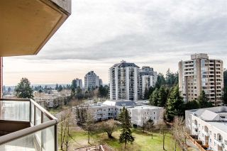 "Photo 25: 1006 4350 BERESFORD Street in Burnaby: Metrotown Condo for sale in ""CARLTON ON THE PARK"" (Burnaby South)  : MLS®# R2336332"