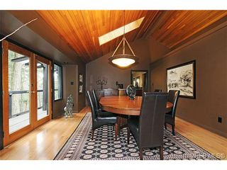 Photo 5: 4449 Sunnywood Place in VICTORIA: SE Broadmead Residential for sale (Saanich East)  : MLS®# 332321