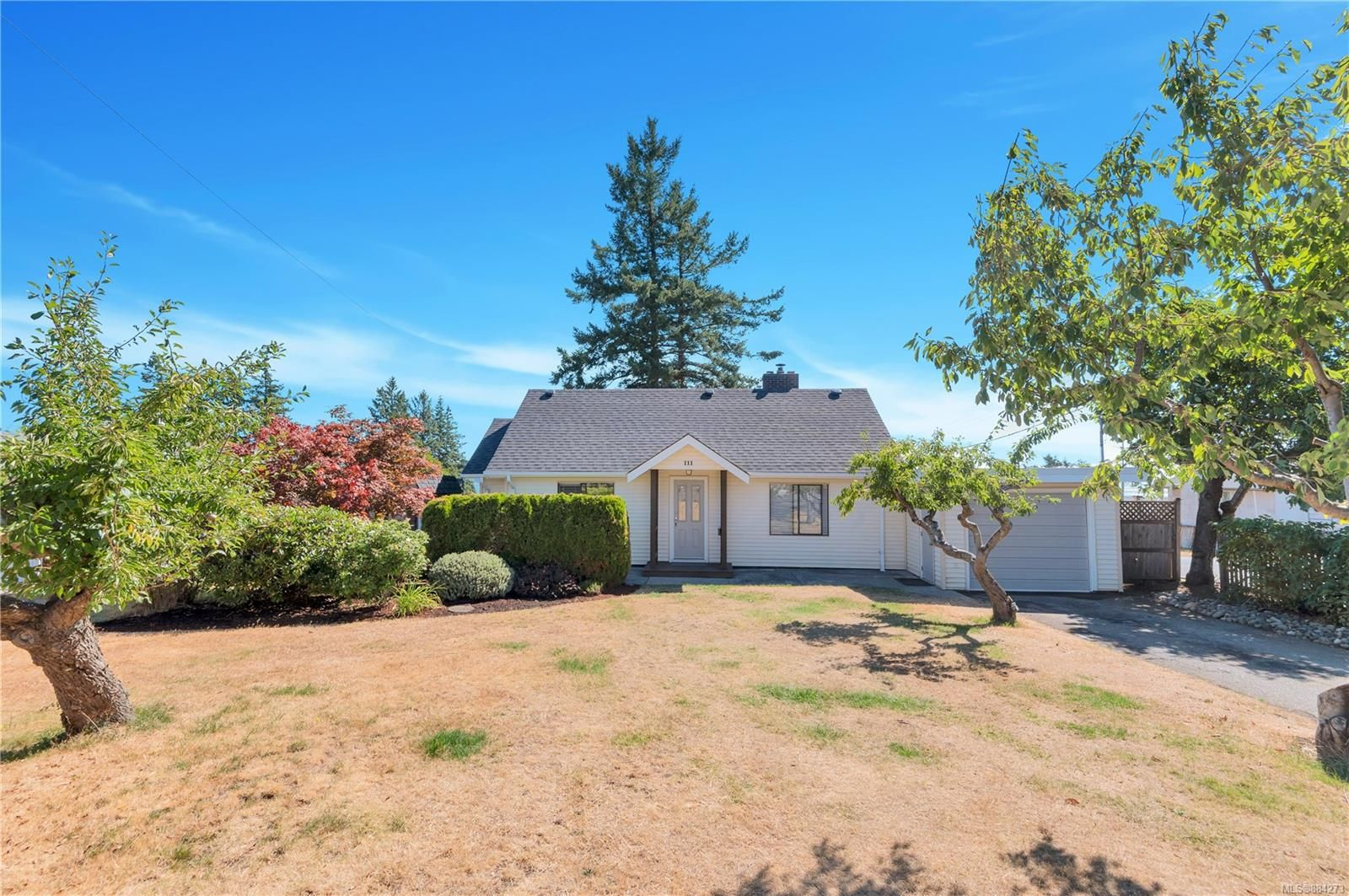 Main Photo: 111 Thulin St in : CR Campbell River Central House for sale (Campbell River)  : MLS®# 884273
