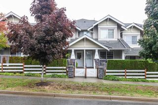 Main Photo: 46 6568 193B Street in Surrey: Clayton Townhouse for sale (Cloverdale)  : MLS®# R2305531