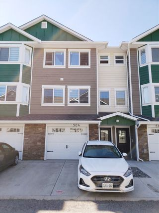 Photo 1: 504 467 S TABOR Boulevard in Prince George: Heritage Townhouse for sale (PG City West (Zone 71))  : MLS®# R2451585