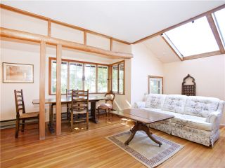 Photo 3: 1610 STEPHENS ST in Vancouver: Kitsilano House for sale (Vancouver West)  : MLS®# V1017879