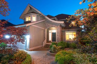 """Photo 1: 11 CLIFFWOOD Drive in Port Moody: Heritage Woods PM House for sale in """"STONERIDGE"""" : MLS®# R2597161"""