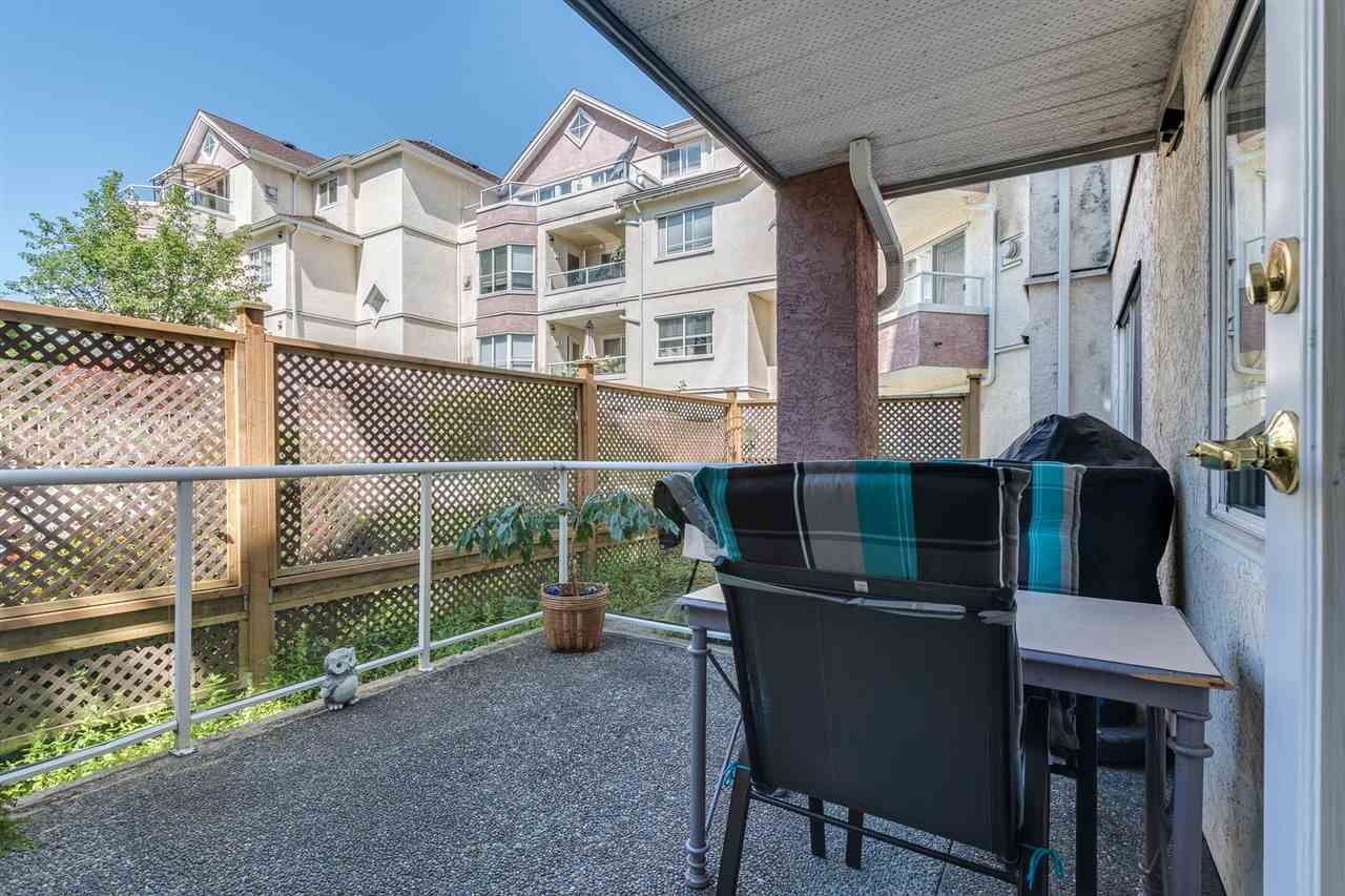 """Photo 21: Photos: 110 2620 JANE Street in Port Coquitlam: Central Pt Coquitlam Condo for sale in """"JANE GARDENS"""" : MLS®# R2501624"""