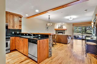 Photo 4: 214 104 Armstrong Place: Canmore Apartment for sale : MLS®# A1142454