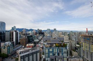 """Photo 27: 3201 1199 SEYMOUR Street in Vancouver: Downtown VW Condo for sale in """"BRAVA"""" (Vancouver West)  : MLS®# R2462993"""