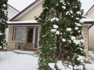 Photo 1: 605 Elgin Avenue in Winnipeg: Residential for sale (5A)  : MLS®# 1728442