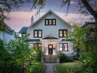 Photo 1: 1015 Grosvenor Avenue in Winnipeg: Crescentwood Residential for sale (1Bw)  : MLS®# 202123831