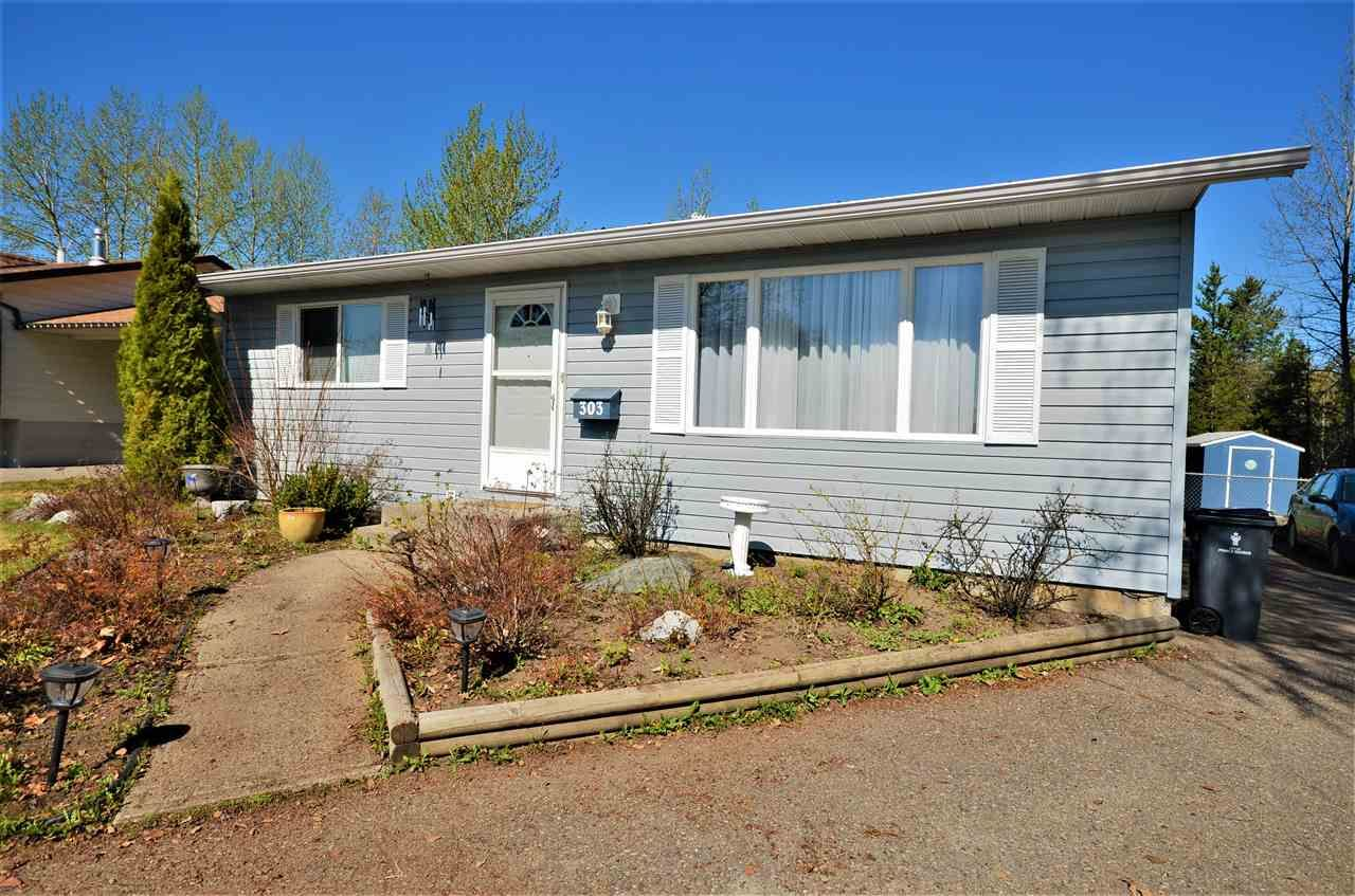 Main Photo: 303 CLAXTON Crescent in Prince George: Heritage House for sale (PG City West (Zone 71))  : MLS®# R2265341