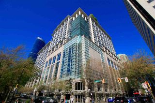 Photo 1: 609 933 HORNBY Street in Vancouver: Downtown VW Condo for sale (Vancouver West)  : MLS®# R2062110