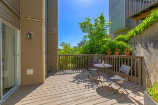 Photo 10: 419 1215 LANSDOWNE DRIVE in Coquitlam: Upper Eagle Ridge Townhouse for sale : MLS®# R2271531