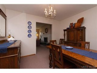 Photo 10: 3836 Epsom Dr in VICTORIA: SE Cedar Hill Full Duplex for sale (Saanich East)  : MLS®# 631569