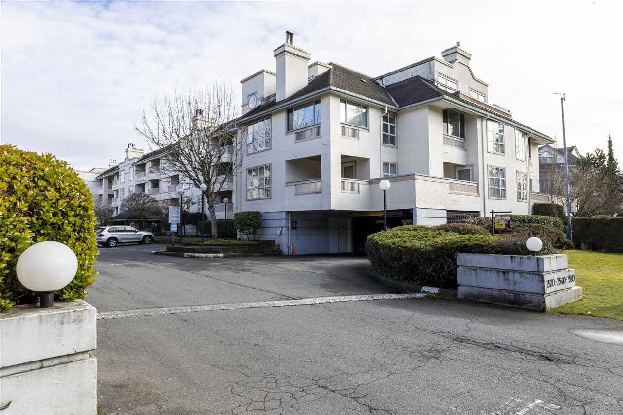 "Main Photo: 314 7580 MINORU Boulevard in Richmond: Brighouse South Condo for sale in ""CARMEL POINTE"" : MLS®# R2539789"