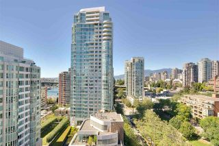 """Photo 12: 1602 1500 HOWE Street in Vancouver: Yaletown Condo for sale in """"THE DISCOVERY"""" (Vancouver West)  : MLS®# R2101112"""