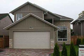 Photo 1: 9408 DIXON AV in Richmond: 52 Garden City House for sale : MLS®# V588354
