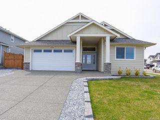 Photo 1: 4055 CHANCELLOR Crescent in COURTENAY: CV Courtenay City House for sale (Comox Valley)  : MLS®# 810986