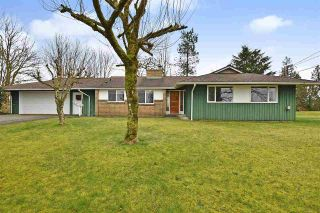 Photo 1: 33480 DOWNES Road in Abbotsford: Central Abbotsford House for sale : MLS®# R2457586