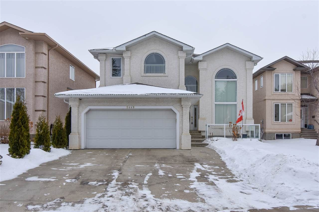 Main Photo: 3449 32A Street in Edmonton: Zone 30 House for sale : MLS®# E4229597