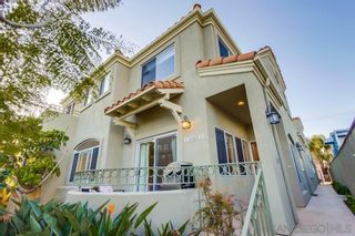 Photo 22: PACIFIC BEACH Townhouse for sale : 3 bedrooms : 1160 Pacific Beach Dr in San Diego